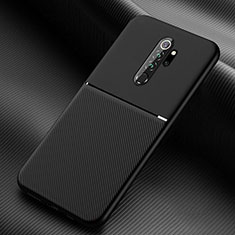 Ultra-thin Silicone Gel Soft Case 360 Degrees Cover C04 for Xiaomi Redmi Note 8 Pro Black