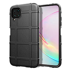 Ultra-thin Silicone Gel Soft Case 360 Degrees Cover C05 for Huawei P40 Lite Black