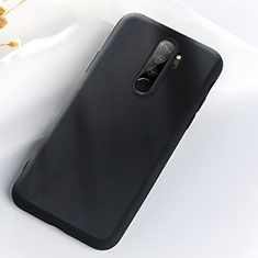 Ultra-thin Silicone Gel Soft Case 360 Degrees Cover C05 for Xiaomi Redmi Note 8 Pro Black
