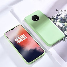 Ultra-thin Silicone Gel Soft Case 360 Degrees Cover for OnePlus 7T Green