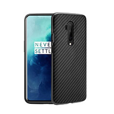 Ultra-thin Silicone Gel Soft Case 360 Degrees Cover for OnePlus 7T Pro 5G Gray