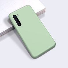Ultra-thin Silicone Gel Soft Case 360 Degrees Cover for OnePlus Nord Matcha Green