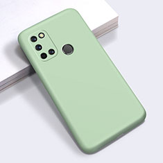 Ultra-thin Silicone Gel Soft Case 360 Degrees Cover for Realme 7i Green