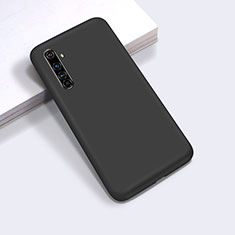 Ultra-thin Silicone Gel Soft Case 360 Degrees Cover for Realme X50 Pro 5G Black