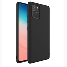 Ultra-thin Silicone Gel Soft Case 360 Degrees Cover for Samsung Galaxy S10 Lite Black