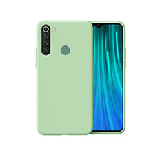 Ultra-thin Silicone Gel Soft Case 360 Degrees Cover for Xiaomi Redmi Note 8T Green