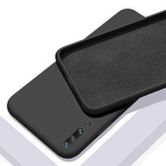 Ultra-thin Silicone Gel Soft Case 360 Degrees Cover S01 for Xiaomi Mi 10 Black