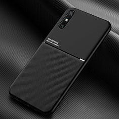 Ultra-thin Silicone Gel Soft Case 360 Degrees Cover S02 for Huawei Enjoy 10e Black