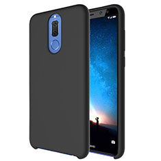Ultra-thin Silicone Gel Soft Case 360 Degrees Cover S04 for Huawei G10 Black