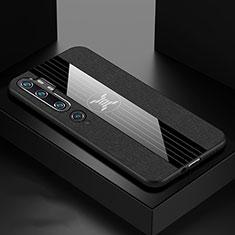Ultra-thin Silicone Gel Soft Case Cover C03 for Xiaomi Mi Note 10 Black