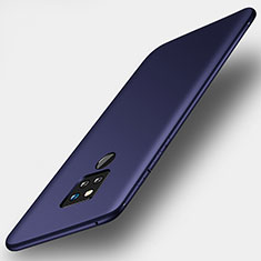 Ultra-thin Silicone Gel Soft Case Cover S01 for Huawei Mate 20 X Blue