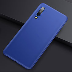 Ultra-thin Silicone Gel Soft Case Cover S01 for Huawei P30 Blue