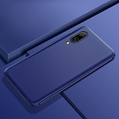 Ultra-thin Silicone Gel Soft Case Cover S01 for Huawei Y7 Prime (2019) Blue