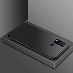 Ultra-thin Silicone Gel Soft Case Cover S02 for Vivo Y50 Black