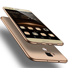 Ultra-thin Silicone Gel Soft Case for Huawei G7 Plus Gold
