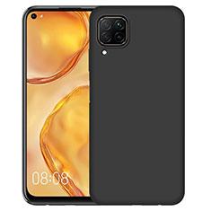 Ultra-thin Silicone Gel Soft Case for Huawei Nova 6 SE Black