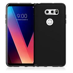 Ultra-thin Silicone Gel Soft Case for LG V30 Black