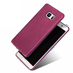 Ultra-thin Silicone Gel Soft Case for Samsung Galaxy Note 7 Purple