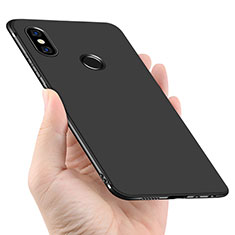 Ultra-thin Silicone Gel Soft Case for Xiaomi Redmi Note 5 AI Dual Camera Black