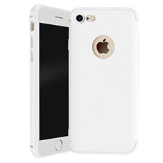 Ultra-thin Silicone Gel Soft Case H01 for Apple iPhone SE (2020) White