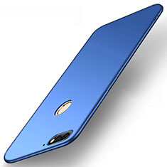 Ultra-thin Silicone Gel Soft Case S01 for Huawei Enjoy 8e Blue
