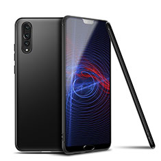 Ultra-thin Silicone Gel Soft Case S01 for Huawei P20 Pro Black