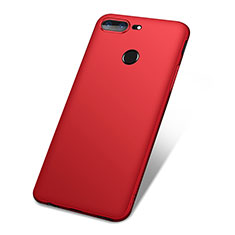 Ultra-thin Silicone Gel Soft Case S01 for OnePlus 5T A5010 Red