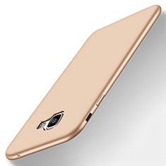 Ultra-thin Silicone Gel Soft Case S01 for Samsung Galaxy A8 (2016) A8100 A810F Gold