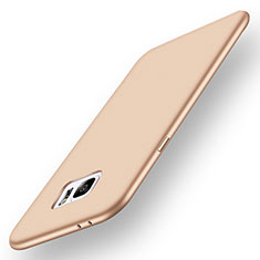 Ultra-thin Silicone Gel Soft Case S01 for Samsung Galaxy Note 7 Gold