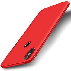 Ultra-thin Silicone Gel Soft Case S01 for Xiaomi Redmi 6 Pro Red