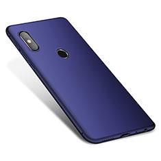 Ultra-thin Silicone Gel Soft Case S01 for Xiaomi Redmi Note 5 AI Dual Camera Blue