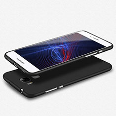 Ultra-thin Silicone Gel Soft Case S02 for Huawei G8 Black