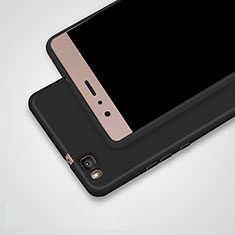 Ultra-thin Silicone Gel Soft Case S02 for Huawei G9 Lite Black