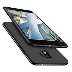 Ultra-thin Silicone Gel Soft Case S02 for Samsung Galaxy J2 Pro (2018) J250F Black