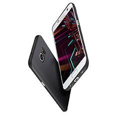 Ultra-thin Silicone Gel Soft Case S02 for Samsung Galaxy S7 Edge G935F Black