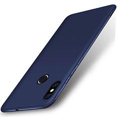 Ultra-thin Silicone Gel Soft Case S02 for Xiaomi Mi 8 Blue