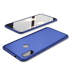 Ultra-thin Silicone Gel Soft Case S02 for Xiaomi Redmi 6 Pro Blue