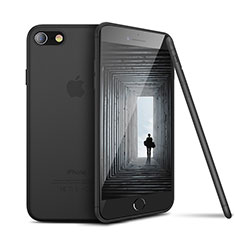 Ultra-thin Silicone Gel Soft Case S03 for Apple iPhone SE (2020) Black