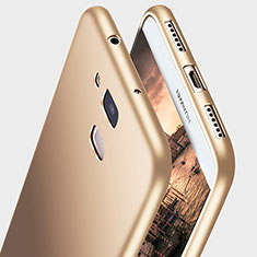 Ultra-thin Silicone Gel Soft Case S03 for Huawei G7 Plus Gold
