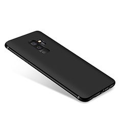 Ultra-thin Silicone Gel Soft Case S03 for Samsung Galaxy A6 Plus Black