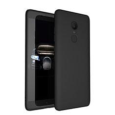 Ultra-thin Silicone Gel Soft Case S03 for Xiaomi Redmi Note 4 Black