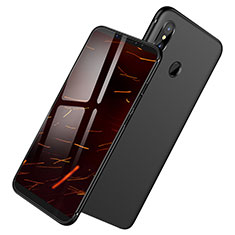 Ultra-thin Silicone Gel Soft Case S04 for Xiaomi Redmi Note 5 AI Dual Camera Black