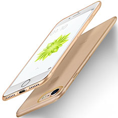 Ultra-thin Silicone TPU Soft Case for Apple iPhone SE (2020) Gold