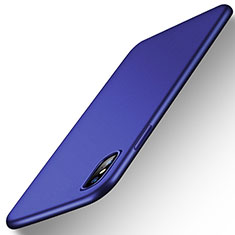 Ultra-thin Silicone TPU Soft Case for Apple iPhone Xs Max Blue