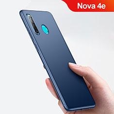 Ultra-thin Silicone TPU Soft Case for Huawei Nova 4e Blue