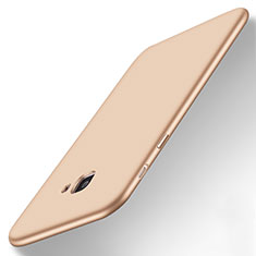 Ultra-thin Silicone TPU Soft Case for Samsung Galaxy J7 Prime Gold