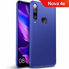 Ultra-thin Silicone TPU Soft Case S03 for Huawei Nova 4e Blue