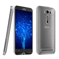 Ultra-thin Transparent Gel Soft Case for Asus Zenfone 2 Laser ZE500KL ZE550KL Clear