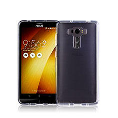 Ultra-thin Transparent Gel Soft Case for Asus Zenfone 3 Deluxe ZS570KL ZS550ML Clear
