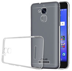 Ultra-thin Transparent Gel Soft Case for Asus Zenfone 3 Max Clear